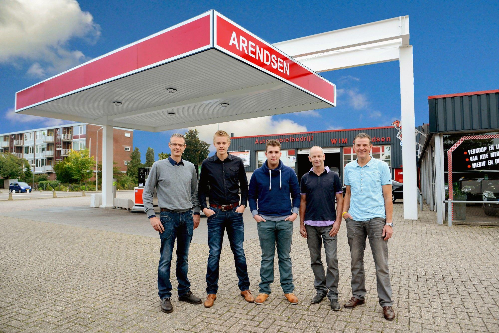 Autobedrijf Wim Arendsen Wij Zijn Een Allround Automobielbedrijf